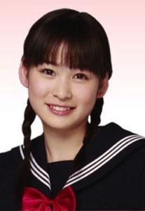 岩田絵里奈の学生時代の写真