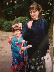ダレノガレ明美と母親のタニア