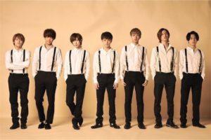 トラビスジャパンのメンバー写真