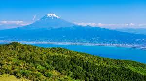静岡県川の富士山