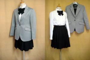 深沢高校の制服