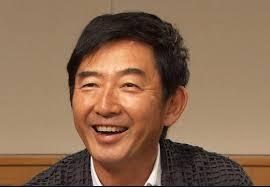 笑顔の石田純一