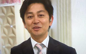 森圭介アナウンサー