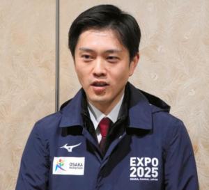 2020年3月の吉村知事