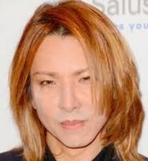 YOSHIKIのすっぴん