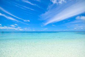 沖縄にあるような海
