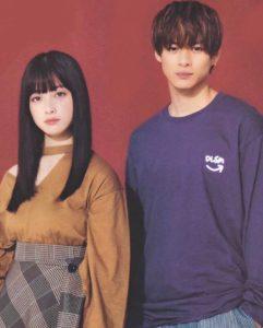 橋本環奈と平野紫耀