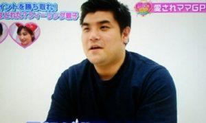 インタビューに答える横井健人