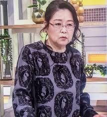 岡田晴恵のムーミンのワンピース
