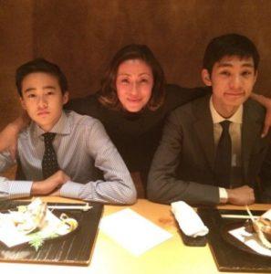 RIKACOと息子達