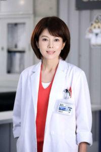 2015年の沢口靖子