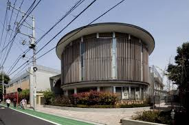 和光幼稚園の校舎
