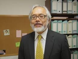 笑顔の高野隆弁護士