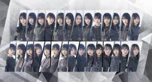 欅坂46のメンバー全員の写真