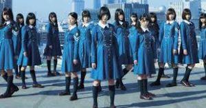 欅坂46のサイレントマジョリティーのジャケット
