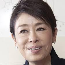 笑顔の安藤優子