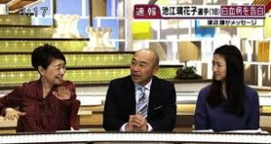 グッディ!で池江里佳子の話題を話す安藤優子と高橋克実