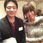 原泰久のA子さんは元アイドル小日向えり!証拠ツイートや共演番組が一致!