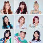 NiziU(ニジュー)メンバープロフィール!韓国語表記やカラーも!