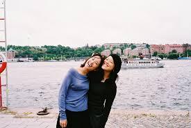 石橋静河と姉の優河
