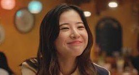 笑顔の吉高由里子