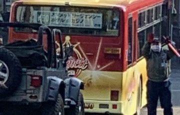ガキ使2020のバス
