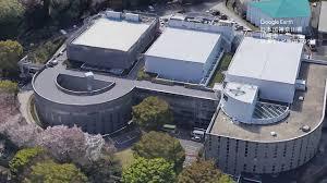生田スタジオの航空写真