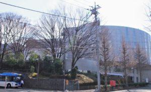日本テレビ生田スタジオ