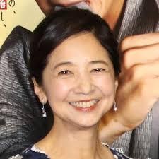 宮崎美子の笑顔