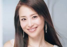 ストレートヘアの松田聖子