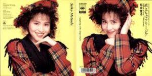 松田聖子のCDジャケット