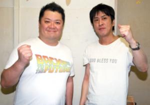 2016年のブラマヨ小杉と吉田