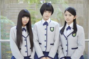 平手友梨奈と欅坂46のメンバー