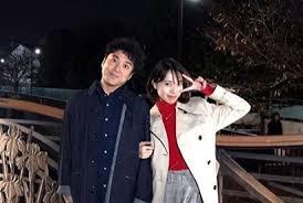 ムロツヨシと戸田恵梨香