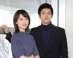 松坂桃李と戸田恵梨香のツーショット