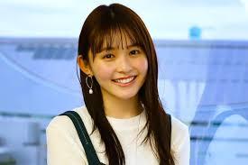 笑顔の久間田琳加