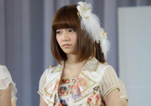 AKB48時代の島崎遥香