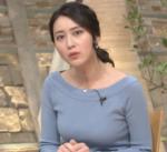 小川彩佳アナのクマが酷くて顔が怖い!原因は夫の不倫と育児で泣きすぎたせい?