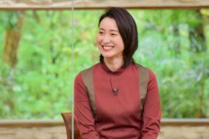 サワコの部屋に出演する小川彩佳アナ