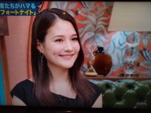 笑顔のトリンドル瑠奈